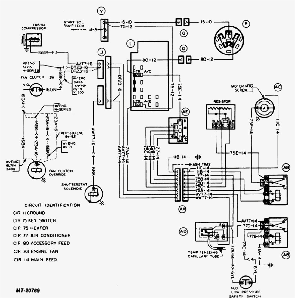York Condenser Wiring Diagram Download