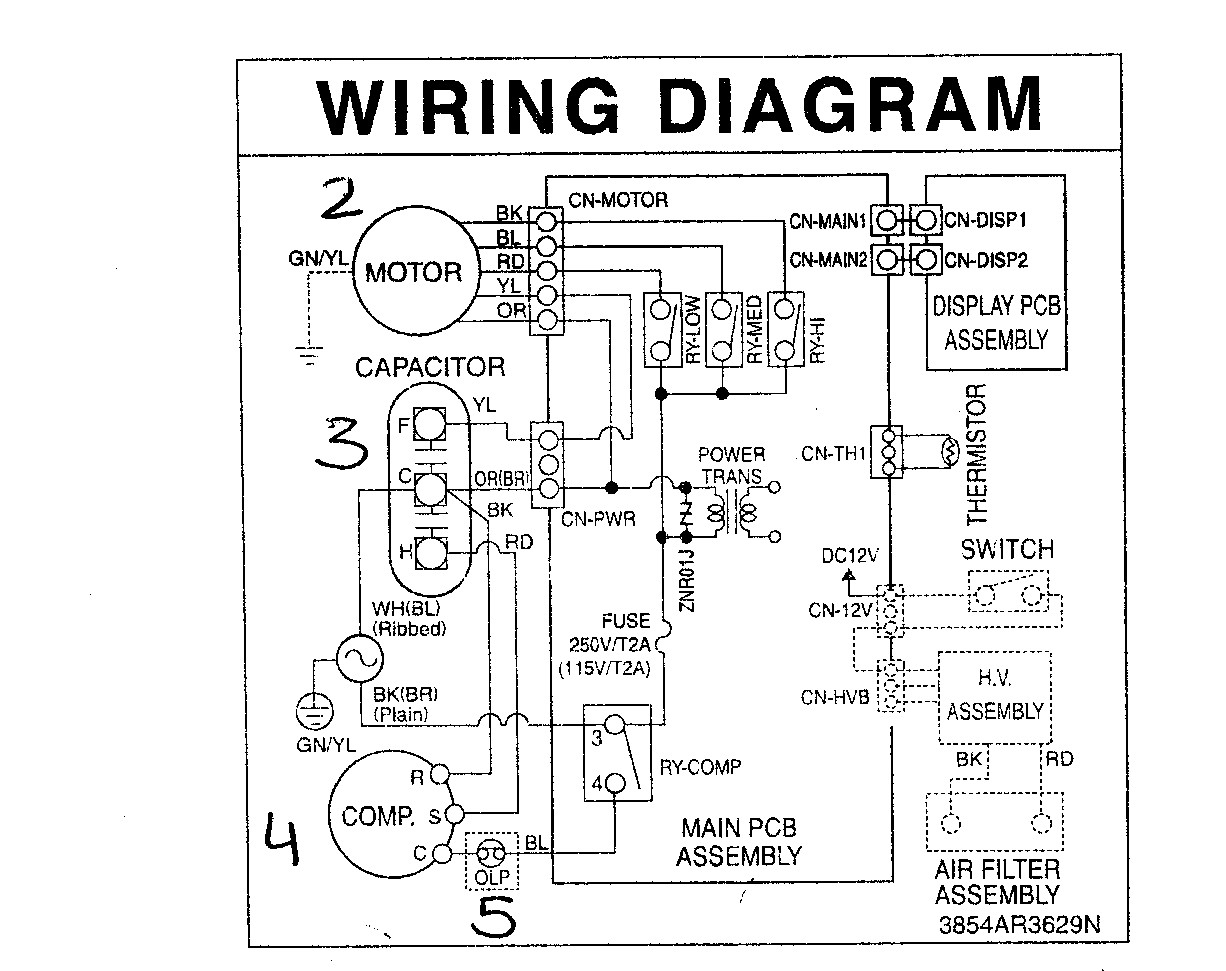 Trane Air Conditioner Wiring Diagram from wholefoodsonabudget.com
